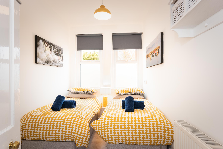 dorset holiday cottage bedroom