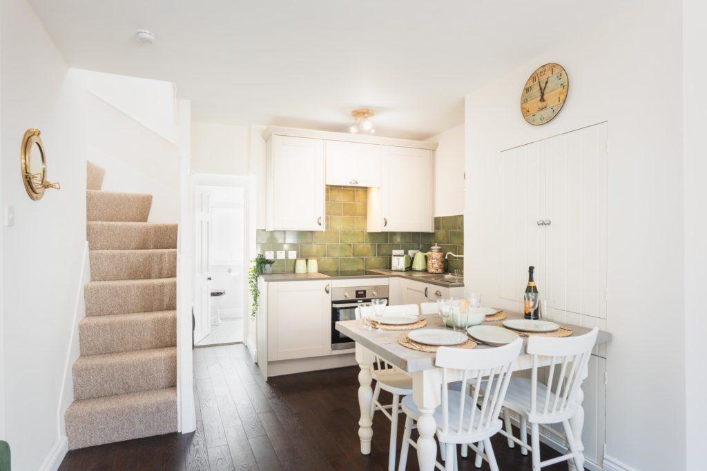 holiday cottage refurbished in lyme regis