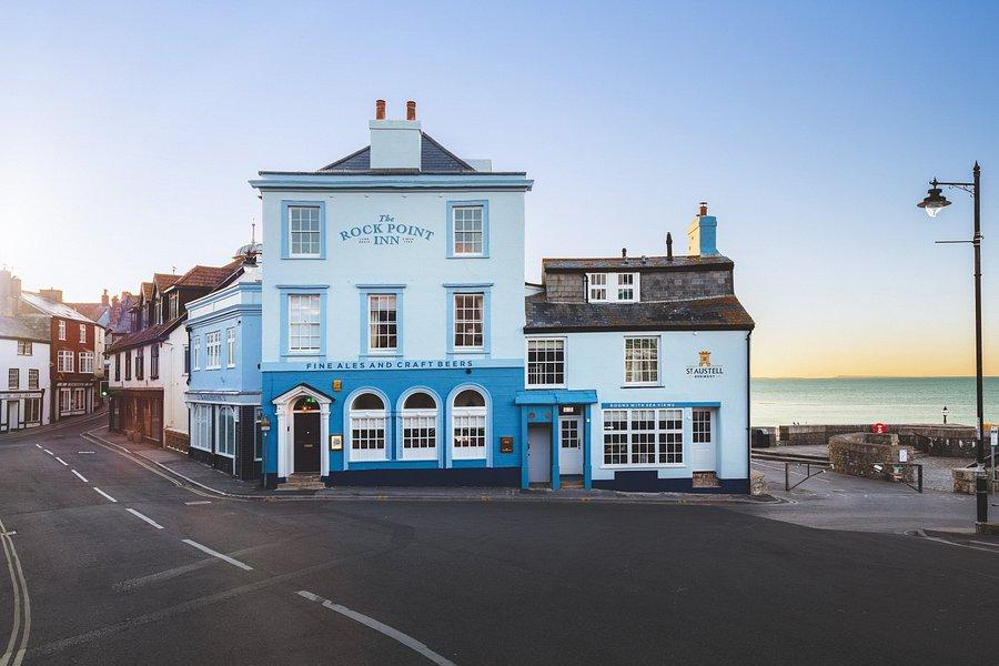 rock point pub lyme regis